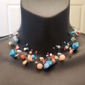 3/$15!   Illusion necklace!